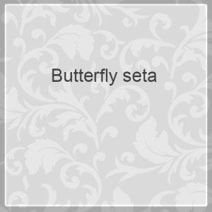 Butterfly seta